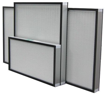 FL系列无隔板高效过滤器(HEPA)